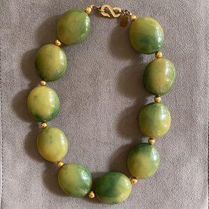 Vintage Kenneth Lane Beaded necklace